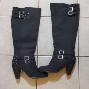 JustFab boots NWOT